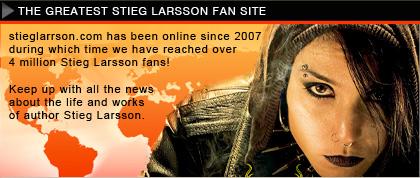 setting of the story - Stieg Larsson