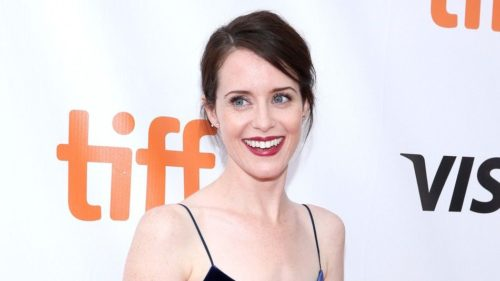 Claire Foy plays Lisbeth Salander